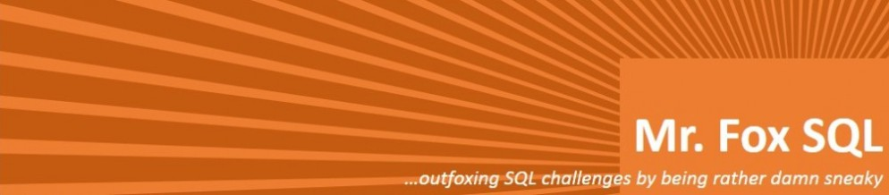 Mr. Fox SQL (Rolf Tesmer)